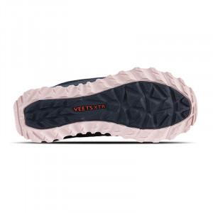 Semelle chaussure trail femme Veloce XTR MIF 3 bleu marine-rose