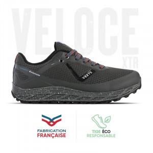 Chaussure trail homme Veloce XTR MIF 3 noir-gris